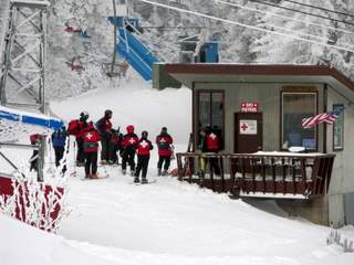 The Sandia Peak Ski Patrol is Non-Profit